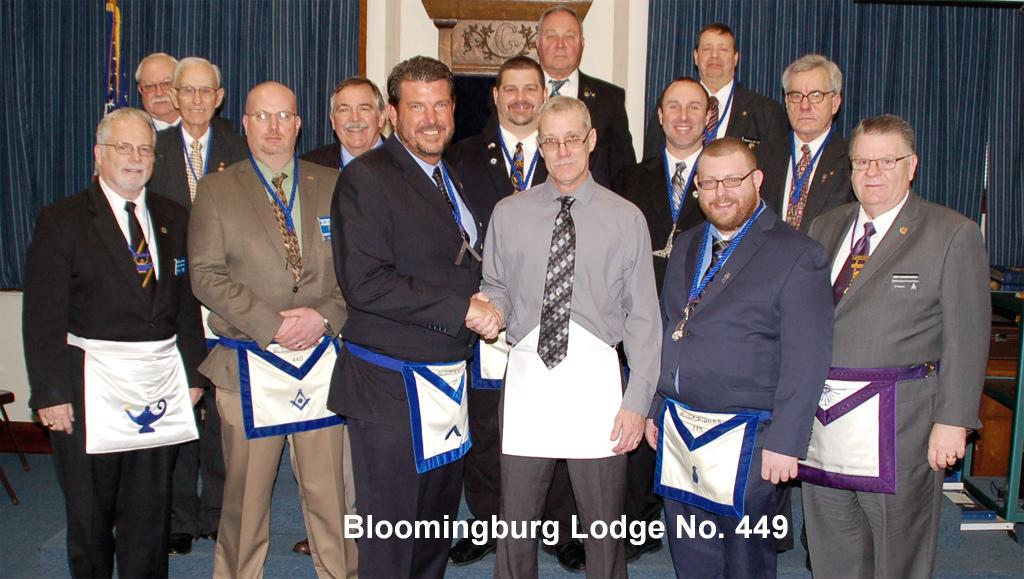Bloomingburg Lodge No. 449