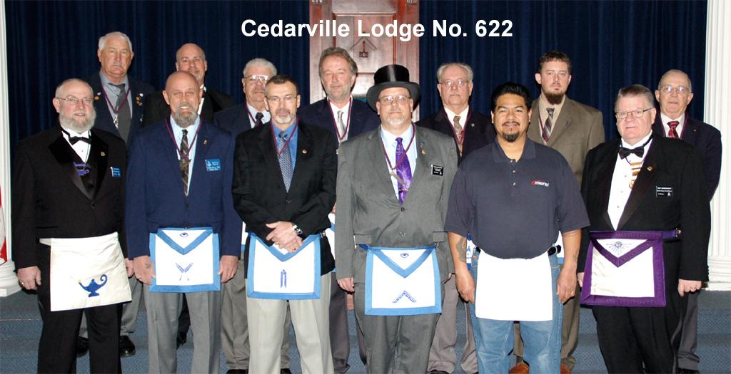Cedarville Lodge No. 622