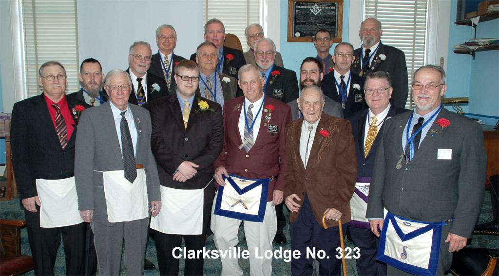 Clarksville Lodge No. 323
