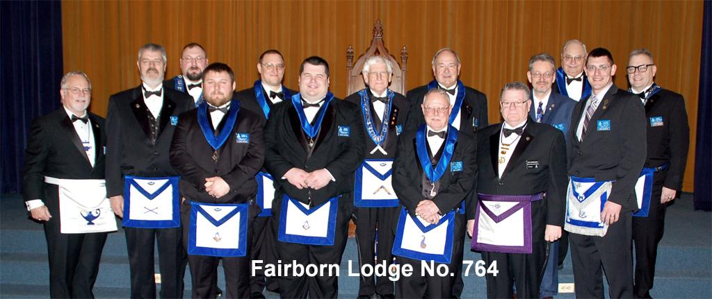 Fairborn Lodge No. 764