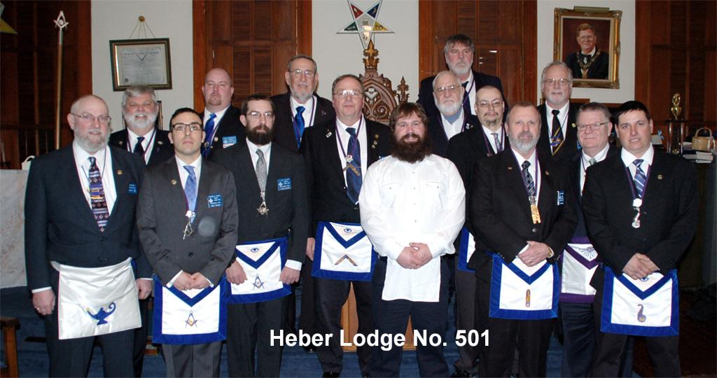 Heber Lodge No. 501
