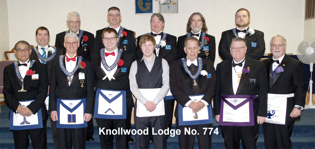 Knollwood Lodge No. 774