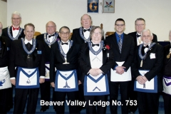 Beaver Valley Lodge No. 753