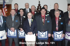 Blanchester Lodge No. 191