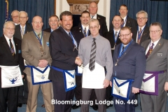 Bloomingburg Lodge No. 449