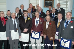 Clarksville Lodge No. 323