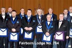 Fairborn Lodge No. 764