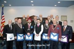 Fayette Lodge No. 107