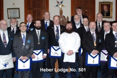 Heber Lodge No. 501