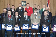 Jamestown Lodge No. 352