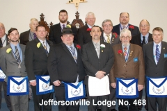 Jeffersonville Lodge No. 468