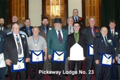 Pickaway Lodge No. 23