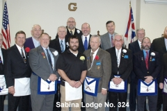 Sabina Lodge No. 324